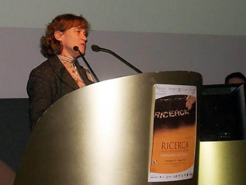 Parla Paola Di Giulio, Infermiera nel Consiglio Superiore di Sanità.