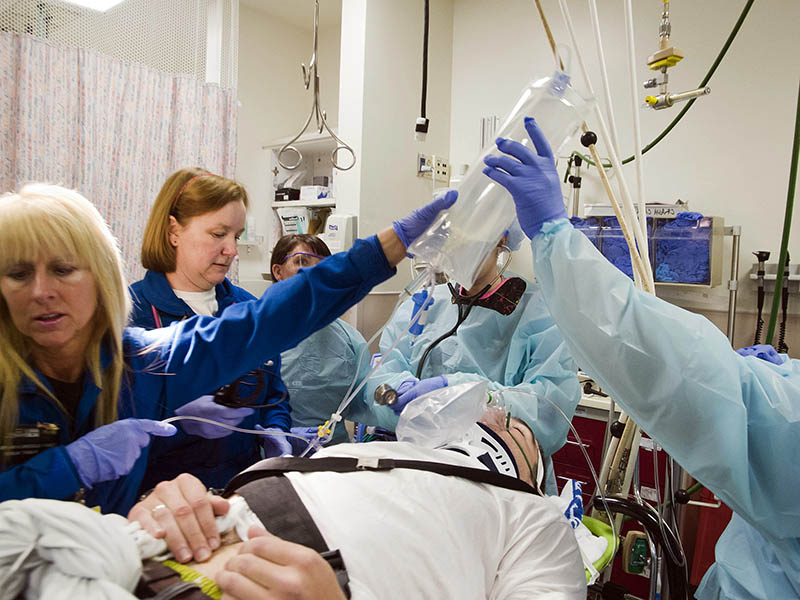 Trauma Care Nurse. Diventare Infermieri esperti nella gestione di poli-trauma.