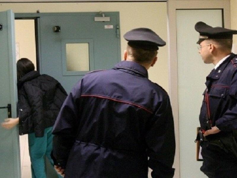 Furti e droga in ospedale: intervengono i Carabinieri!