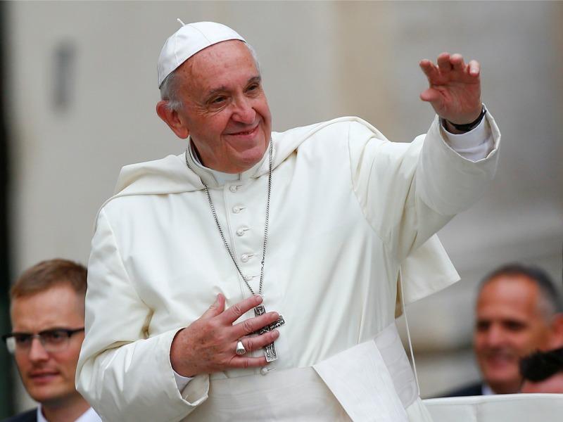 Papa Francesco: Infermieri, benvenuti!