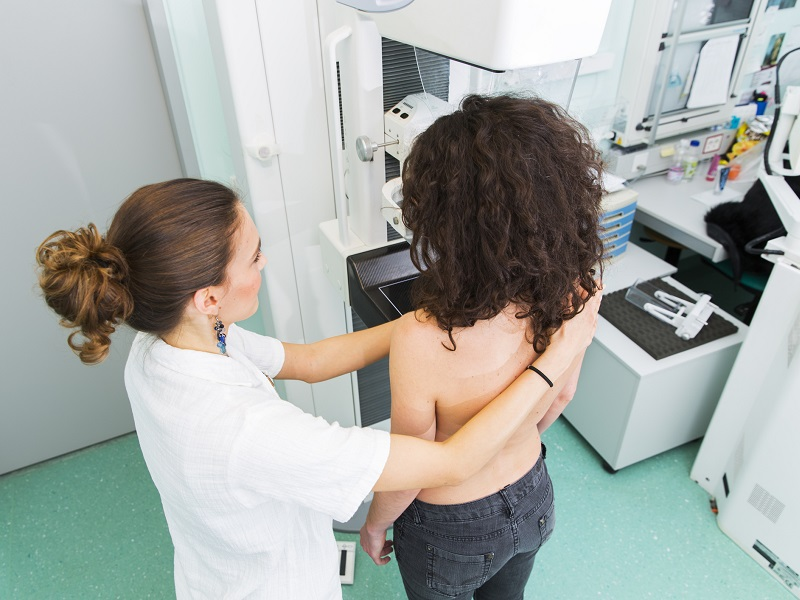 Mammografia: tutto sull'esame della mammella