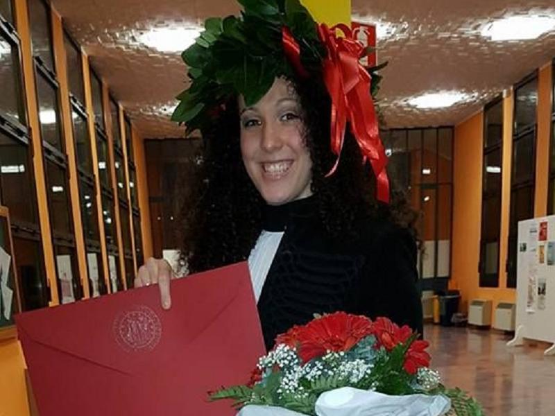 L'autrice della tesi: Elena Avanzo