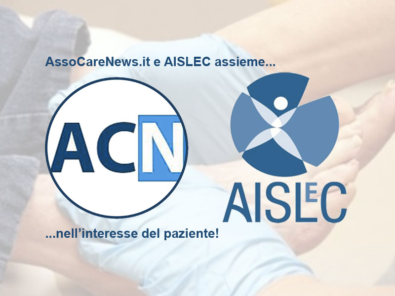 AssoCareNews.it e AISLeC assieme nell'interesse del Paziente. Accordo di collaborazione.
