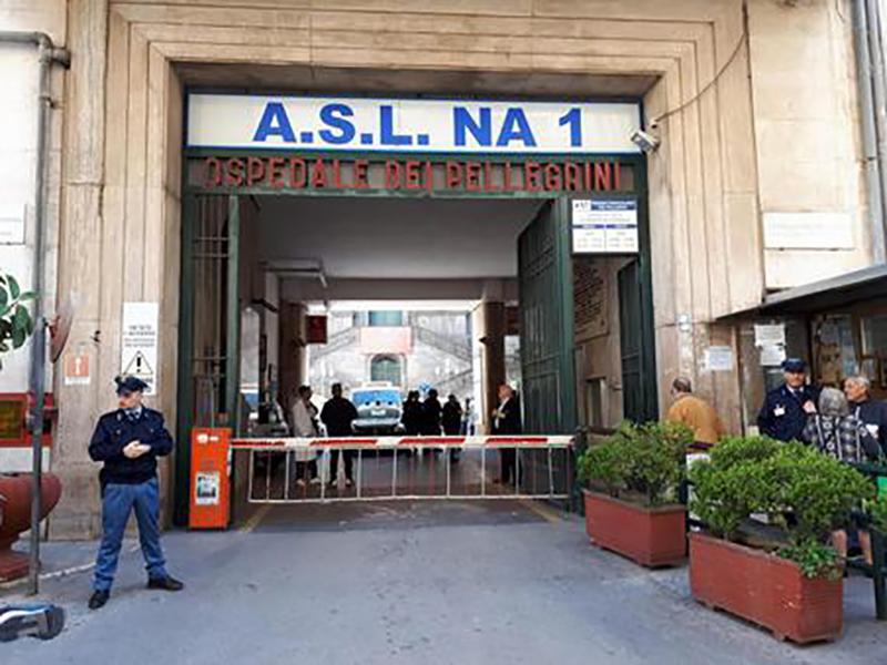 Sparatoria in Ospedale a Napoli: Infermieri, Medici, OSS e Pazienti sotto shock!