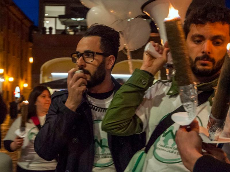Mancano Infermieri e OSS: tra doppi turni e sfruttamento. Protesta Fials Bologna.