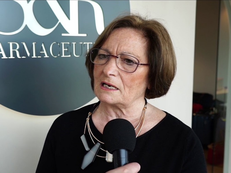 La presidente FNOPO, dottoressa Vicario