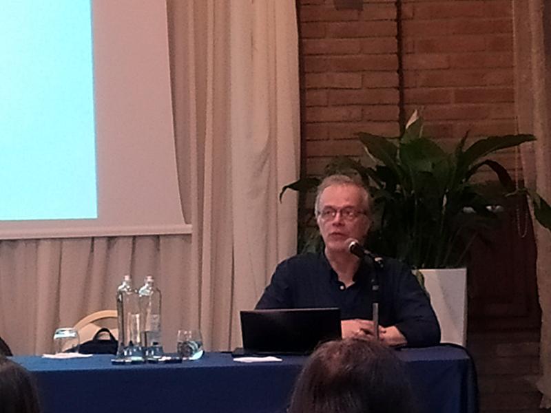Fabrizio Benedetti al convegno ravennate sulle parole che curano.
