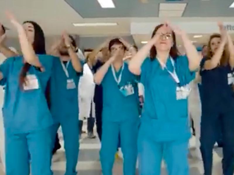 Giornata Mondiale Igiene delle Mani: video diventa virale sui social.