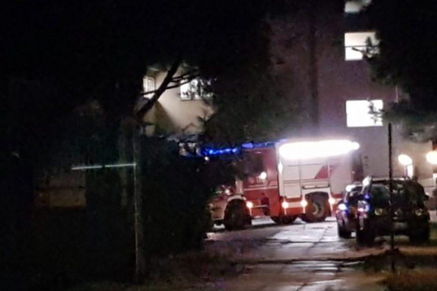 Incendio in clinica: deceduti carbonizzati due Pazienti. Inutili i soccorsi.