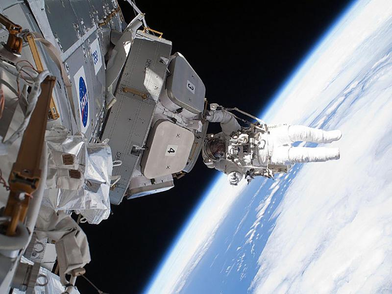 Pelle ed ossa stampati in 3D: saranno utili per i viaggi degli astronauti.