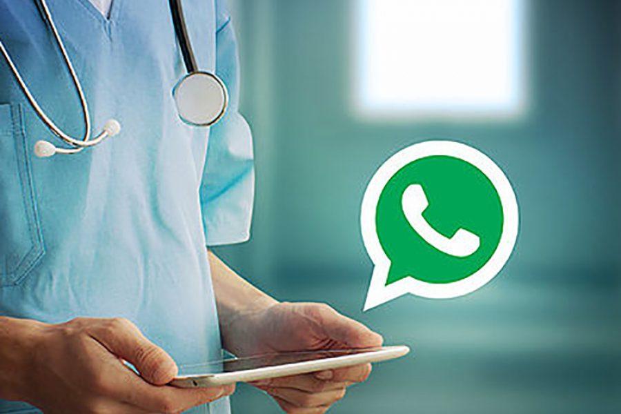 Infermieri: basta diagnosi mediche tramite WhatsApp o telefono!