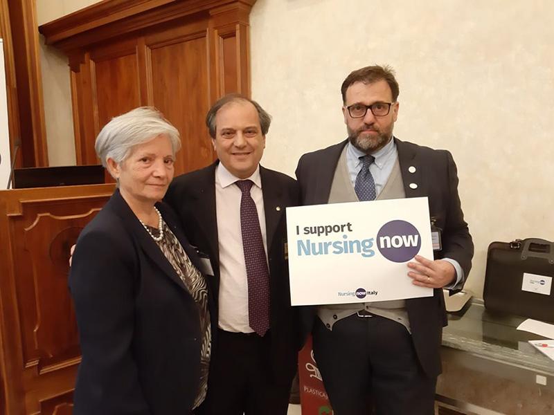 Parte Nursing Now Italy: la professione diventa indispensabile!