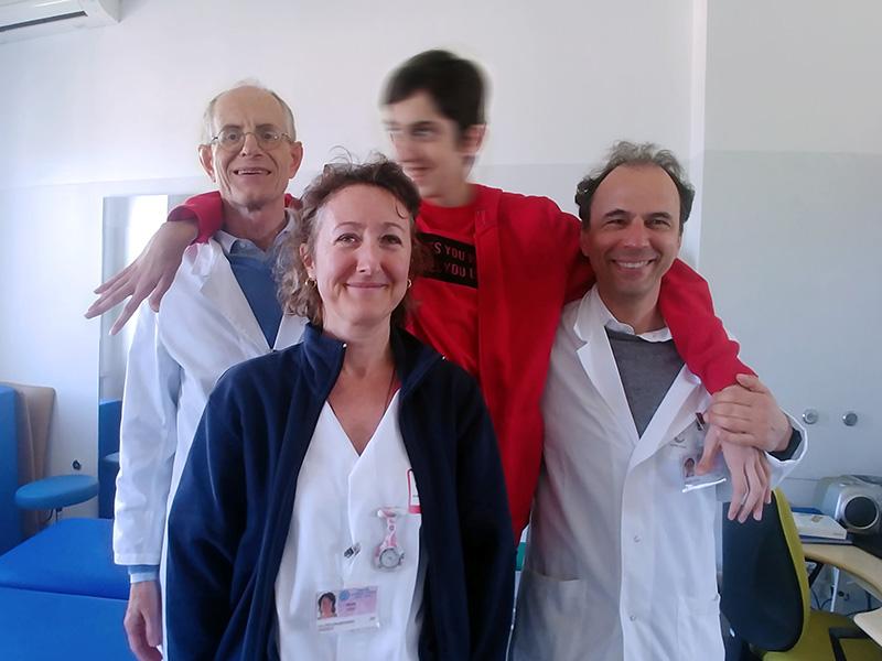 15enne si sveglia dal coma al Gaslini di Genova: ottimo lavoro di Medici e Infermieri.
