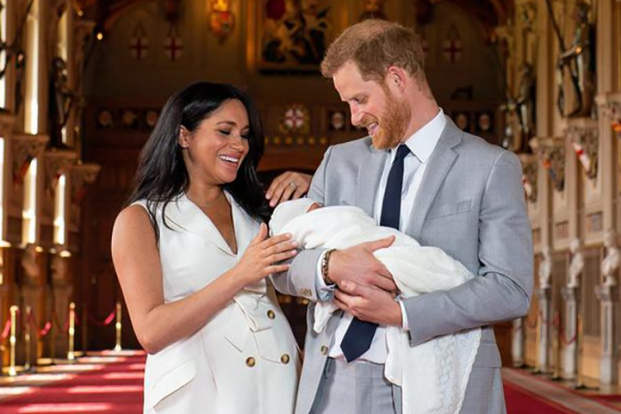 Archie, nasce il Royal Baby inglese e sta benissimo. Ottimo il suo indice APGAR.