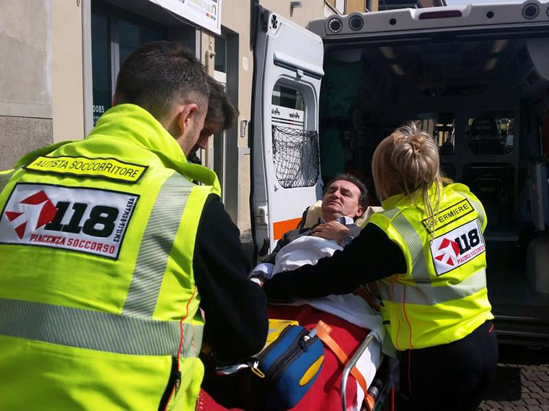 Mezzi di soccorso avanzato: Medici e Infermieri assieme nell'interesse del Cittadino.
