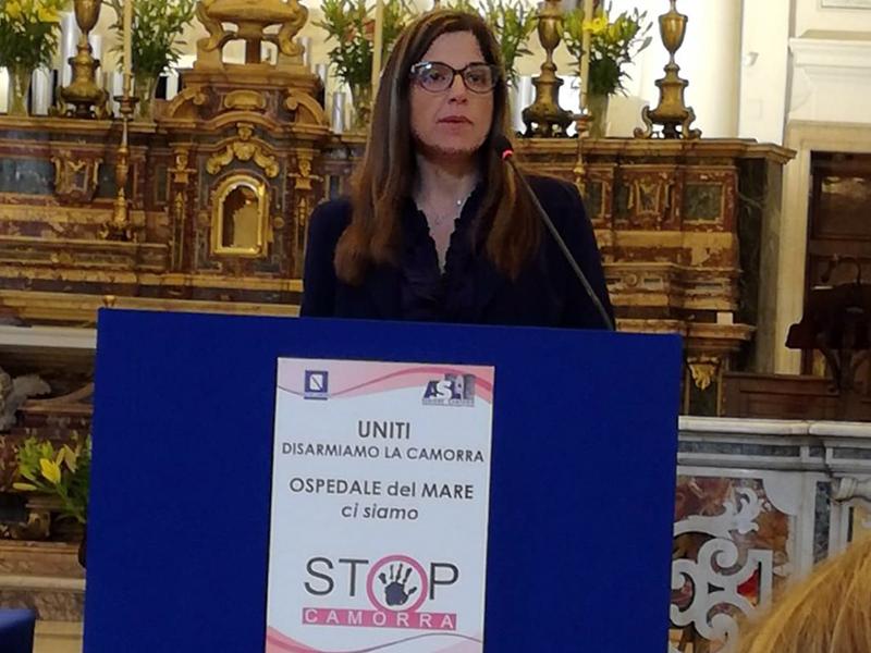 Infermieri contro la Mafia e la Camorra: da Napoli parte il no alla delinquenza organizzata.