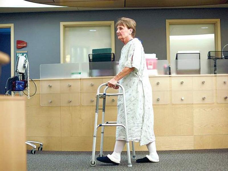 Cadute: un rischio per pazienti e infermieri!