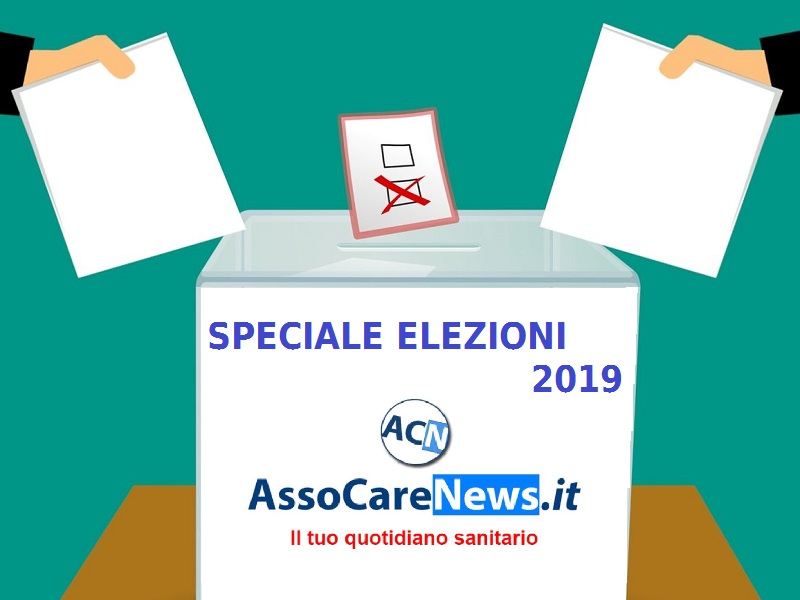 Elezioni 2019: tanti infermieri, oss e professionisti sanitari candidati!