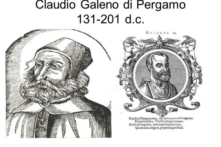 Galeno, medico visionario ai tempi di Roma