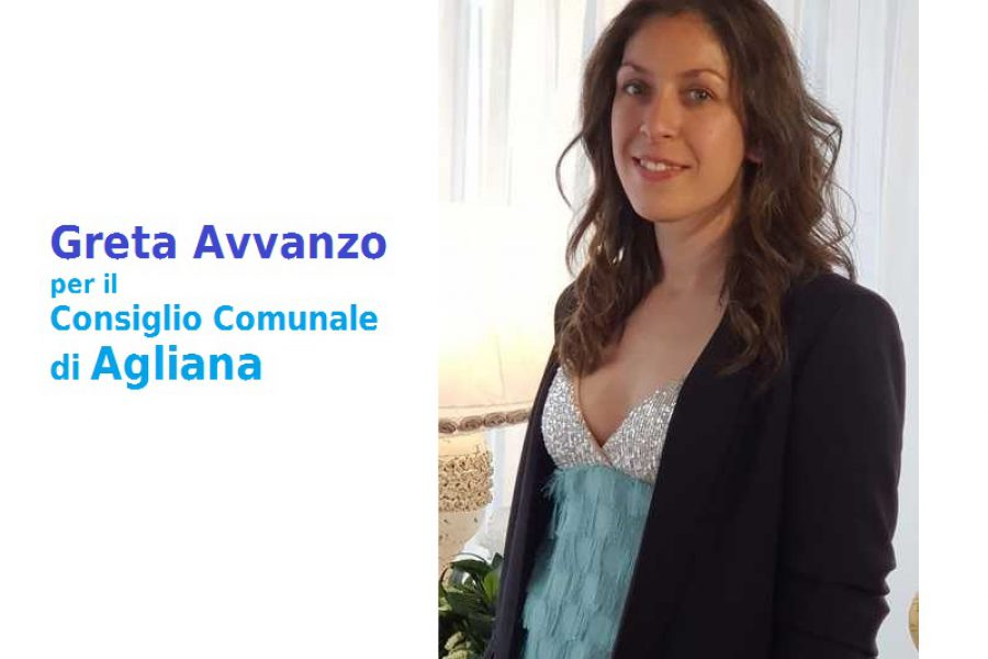 Greta Avvanzo: un'infermiera per Agliana!
