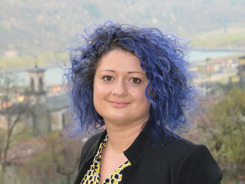 Luisa Guarinoni, candidata al comune di Sellero!