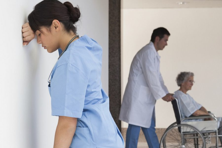 Pazienti indisciplinati: infermieri disperati!!