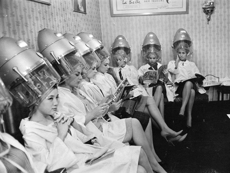 Assenti in reparto, presenti dal coiffeur