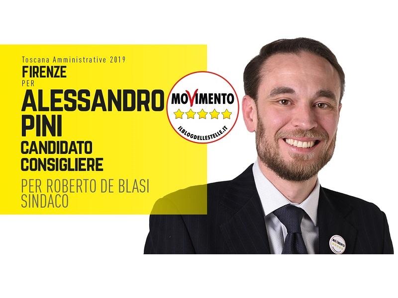 Alessandro Pini: il candidato giusto per prendersi cura di Firenze