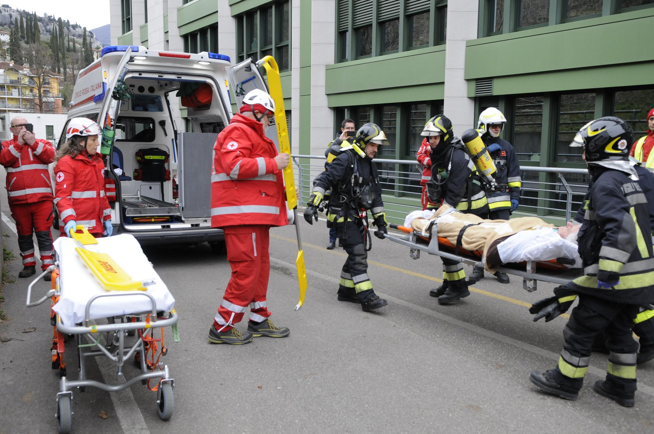 METHANE: Medici e infermieri ecco il Management della maxi emergenza.