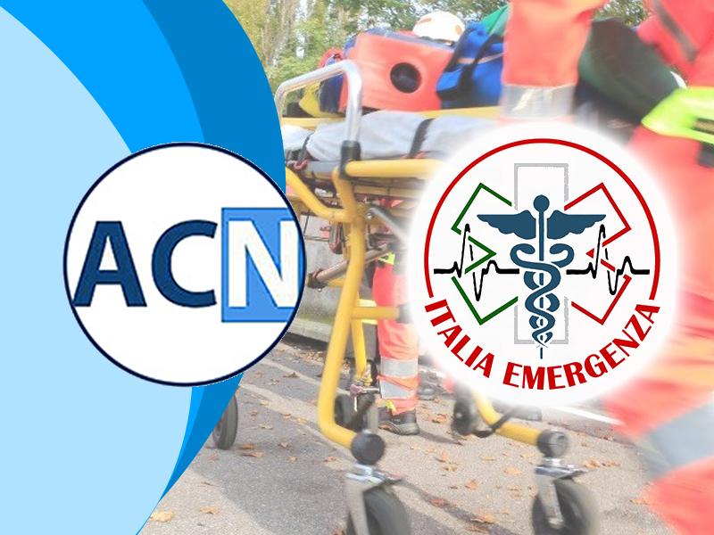 AssoCareNews.it e Italia Emergenza: nasce partnership tra i due colosso, tra informazione e soccorso.
