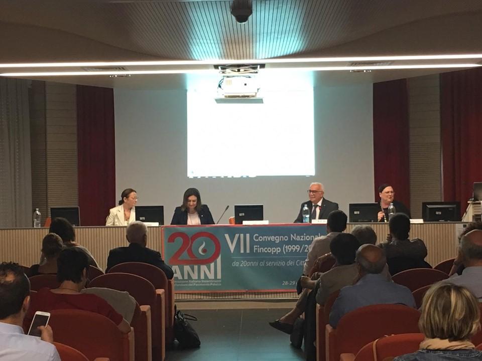 Infermieri, Ostetriche/i e Fisioterapisti e assistenza a pazienti con incontinenza. Evento FINCOPP a Bari.