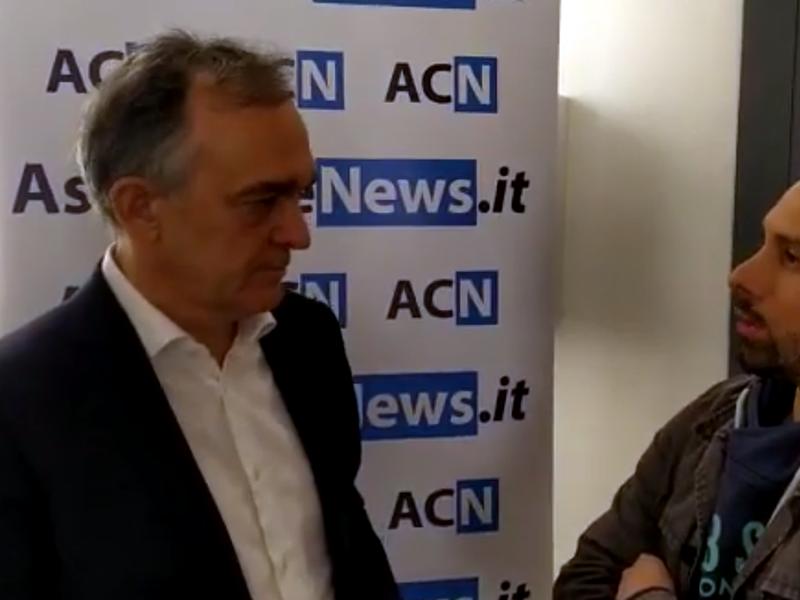 """Enrico Rossi, Governatore Toscana: """"Infermieri indispensabili nel SSN, che rischia la privatizzazione""""."""