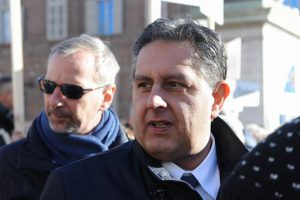 Giovanni Toti, vice presidente della Conferenza delle Regioni e delle Province autonome.