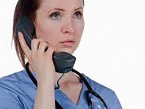 Solo in casi eccezionali l'Ordine di Servizio può essere impartito telefonicamente.