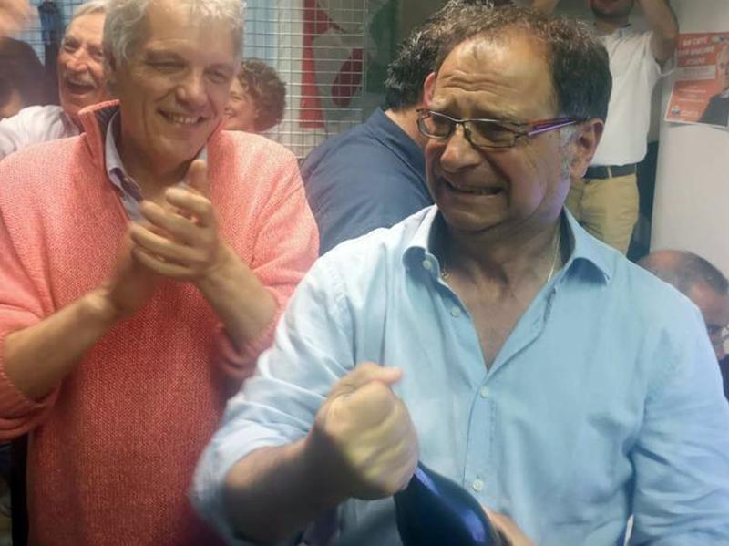 Pasquale Giuliano, Infermiere, è il nuovo sindaco di Piossasco. Gli auguri dell'OPI.