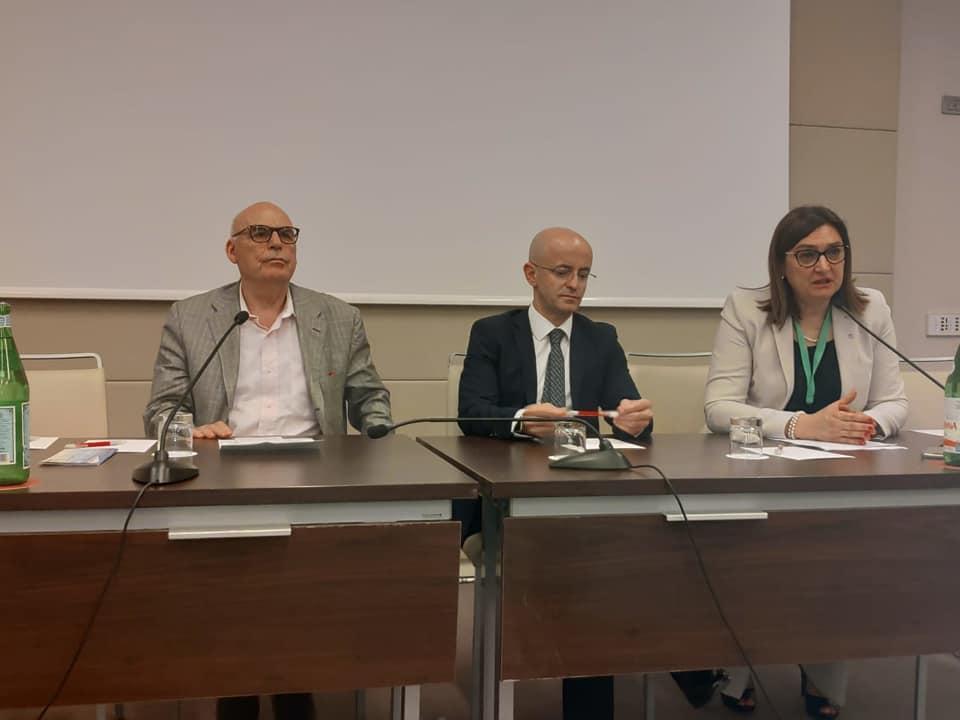 Presidenti Ordini Infermieri a Scuola di Politica Professionale.