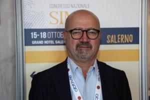 Prof. Spinello Antinori, Professore Ordinario di Malattie Infettive presso l'Università di Milano.
