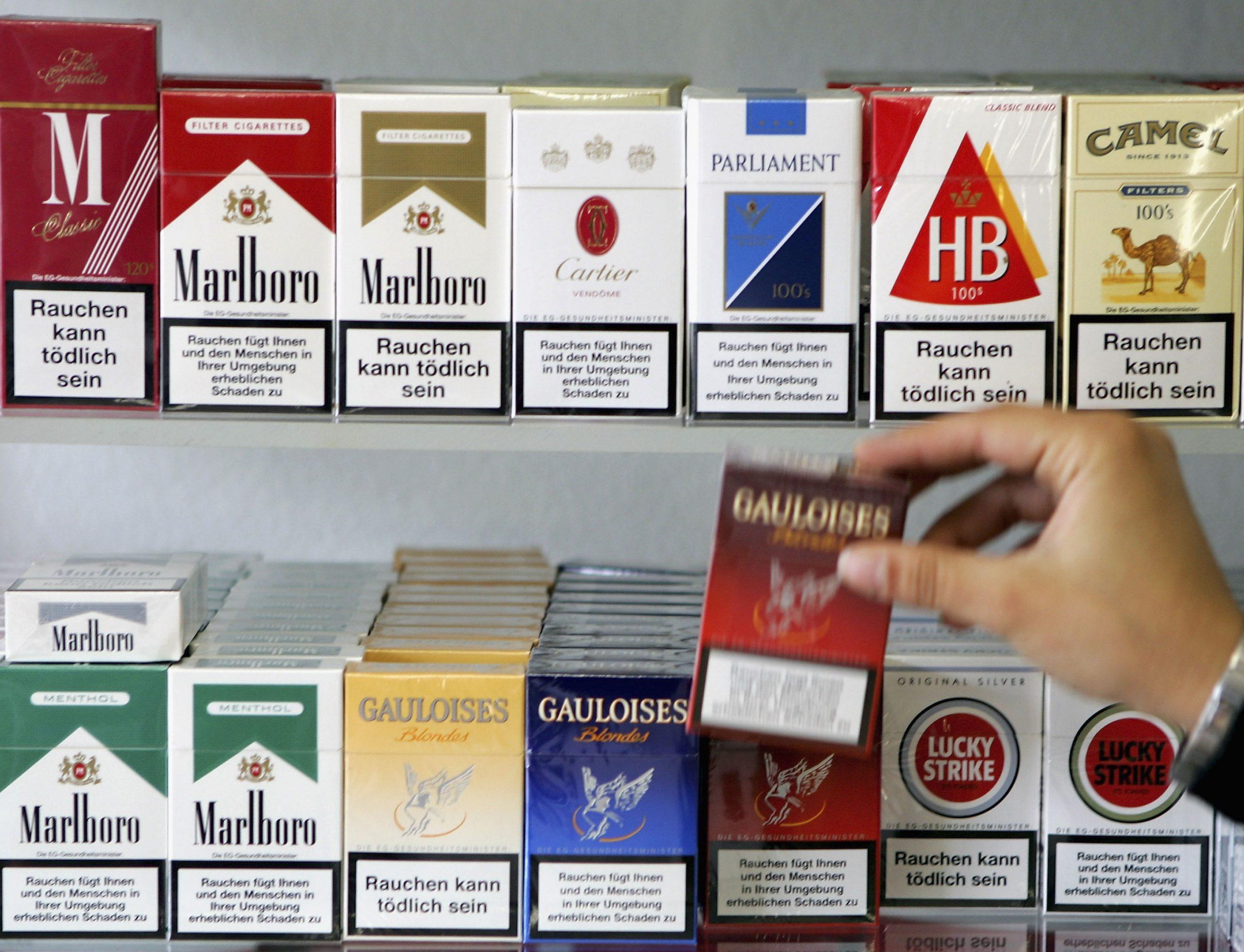 sigarette, fumo, tabacco