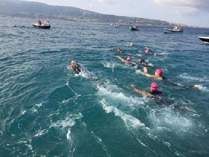 #SwimForParkinson: 6 parkinsoniani a nuovo attraverso stretto Messina.