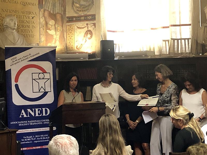 Un premio agli infermieri della dialisi di Ponte a Niccheri. Esulta l'OPI Firenze-Pistoia.