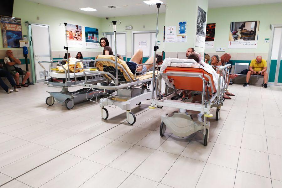 Fare i medici collegare con gli infermieri