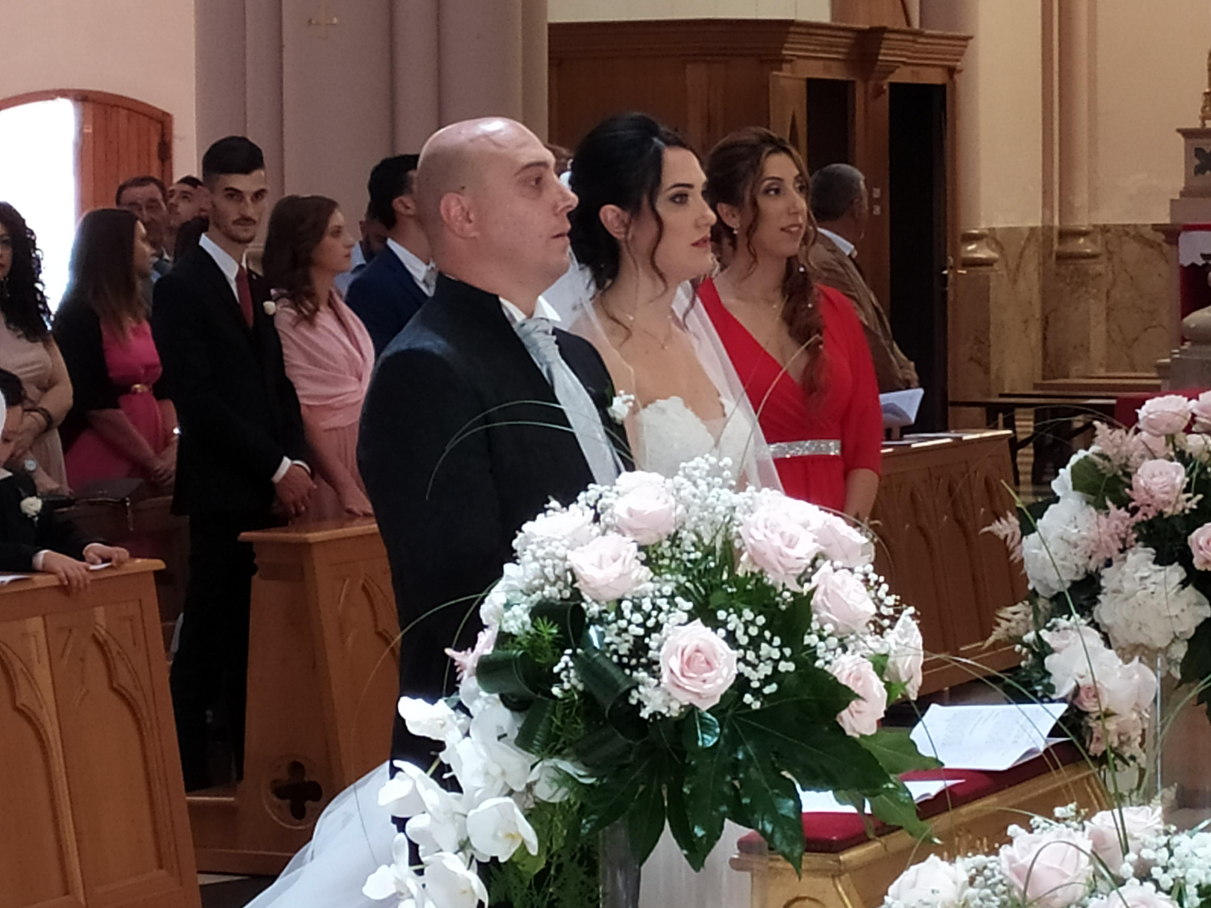 Angelo e Chiara: galeotto fu un ECG. Quando due Infermieri si sposano lo fanno perché si amano.