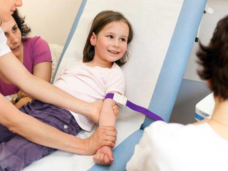 Terapia Endovenosa nel bambino: conosci le ultime evidenze scientifiche?