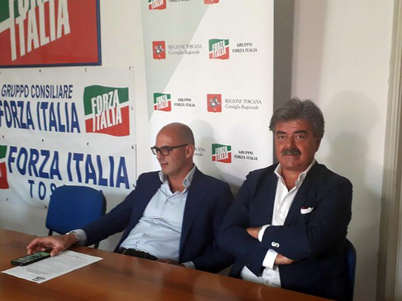 Concorso Infermieri Estar: Forza Italia ne chiede il blocco.