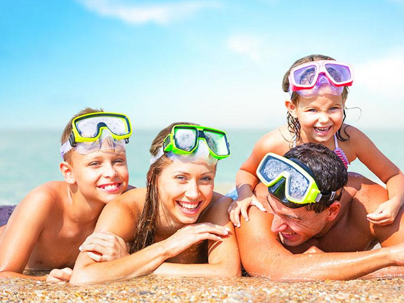 Mamme, bambini e vacanze sicure: ecco il Vademecum per rimanere sereni.