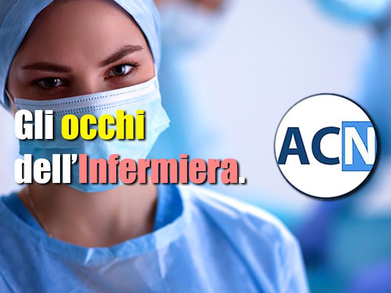 The eyes of the Nurse Contest 2019 | Occhi di infermiere contro la violenza!