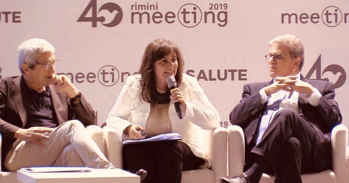 Meeting 2019 | Sonia Viale: ecco come sogno l'assistenza agli anziani in Italia.