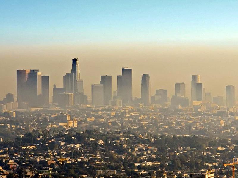 Enfisema Polmonare: lo smog accelera l'insorgenza e la progressione della patologia.