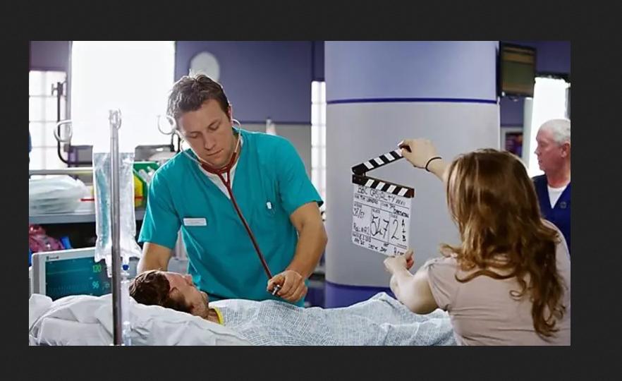 Netflix: serie tv su eccellenza di medici e infermieri italiani.