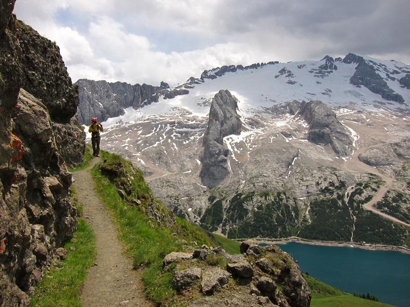 Ambiente Italia: Marmolada, addio al ghiacciaio!